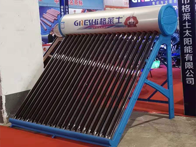 格莱士热水器展览06
